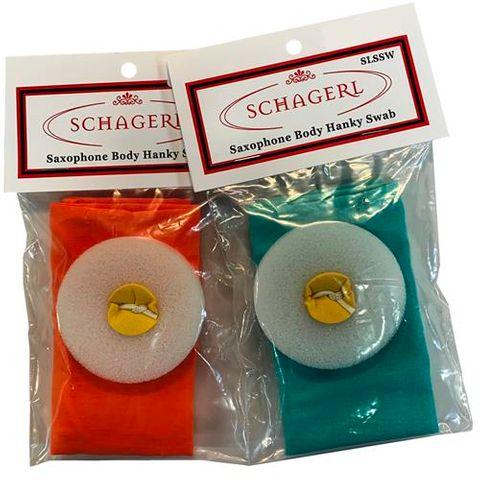 Schagerl SAXOPHONE Cotton Hanky Swab