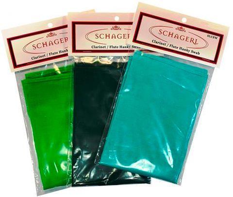 Schagerl CLARINET/FLUTE Cotton Pull Thr