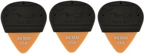Fender 3 Pk .84 Mojo Grip Delrin Picks