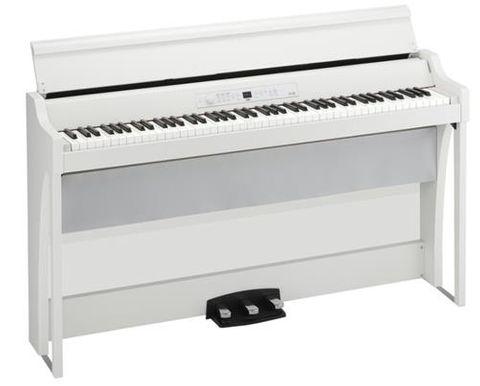 Korg G1AIRWH White Digital Piano
