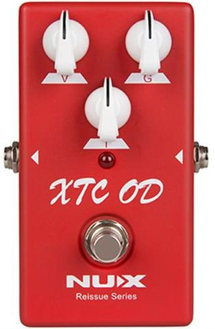 NUX XTC Overdrive Pedal