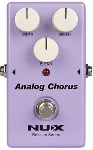 NUX Analogue Chorus Pedal