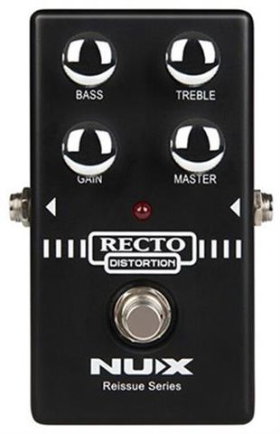 NUX Recto Distortion Pedal