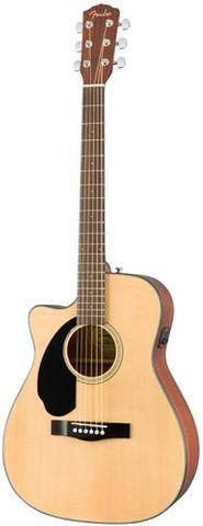Fender CC60SCE Left Hand Concert Guitar