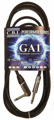 CBI 10ft Right Angle Instrument Cable
