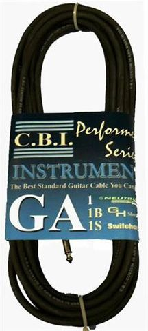 CBI 20ft Instrument Cable