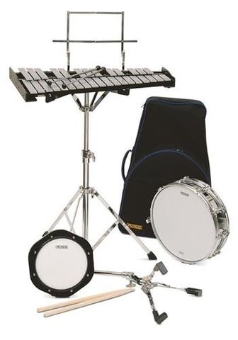 Majestic Percusion Kit w Glock & Snare D