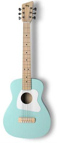 Loog Pro VI Acoustic Green