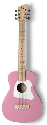 Loog Pro VI Acoustic Pink