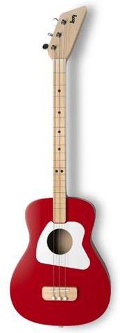 Loog Pro VI Acoustic Red