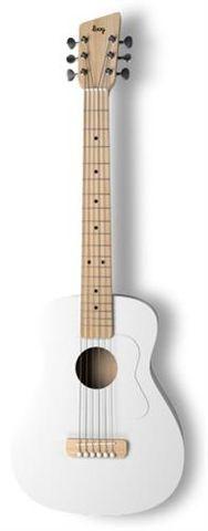 Loog Pro VI Acoustic White
