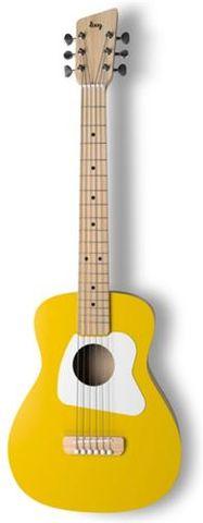 Loog Pro VI Acoustic Yellow