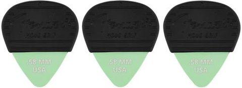 Fender 3 Pk Delrin 58 Mojo Grip