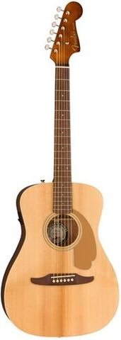 Fender Malibu Player Ac/El Guitar NAT
