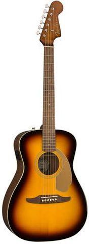 Fender Malibu Player Ac/El Guitar Sunbst