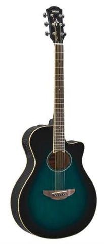 Yamaha APX600OBB Ac/El Guitar
