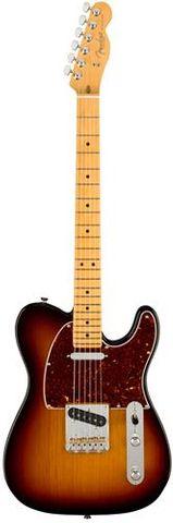 Fender AM Pro II Tele MN 3TS Electric Gt