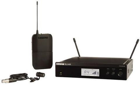Shure BLX14R/W85 1/2R Wireless Lavalier