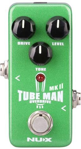 NUX Tube Man Mini Pedal NXN0D2