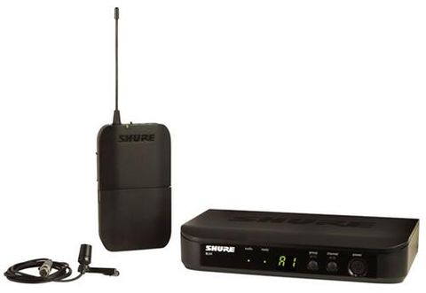 Shure BLX14/CVL Wireless Lapel Mic Syst