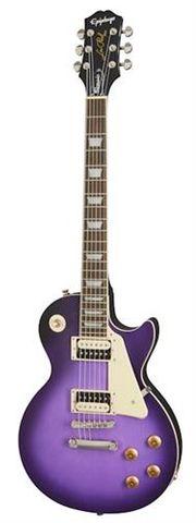 Epiphone LP Classic Worn Violet Purple