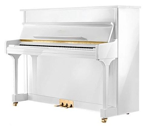 Beale UP118M WHITE Acoustic Piano