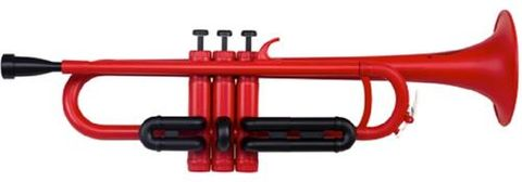 ZO Plastic RACING RED Trumpet