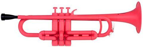 ZO Plastic NEW YORK PINK Trumpet