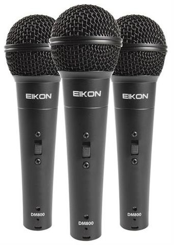 Eikon EDM800KIT Microphone w Case/Clips