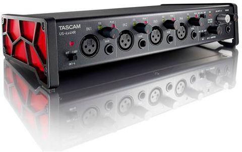 Tascam US-4XHR USB Audio Interface