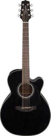 Takamine GN30CEBLK Blk Nex Ac/El Guitar