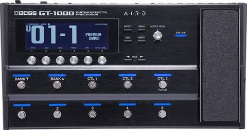 Boss GT1000 Effects Processor