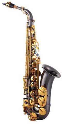 John Packer JP045B BLACK Alto Sax