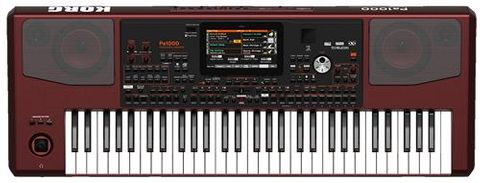 Korg PA1000 Arranger Keyboard