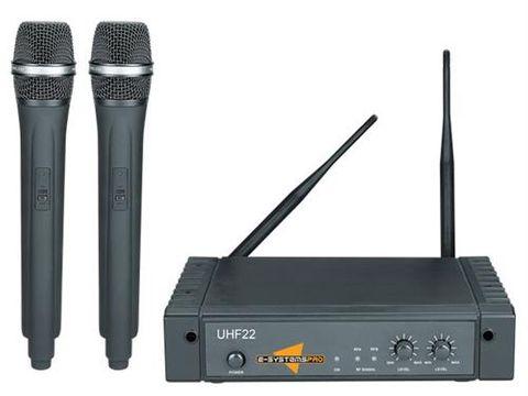 ESP Technology Dual Wireless System