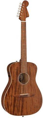 Fender Malibu Special MAH Ac/El Guitar