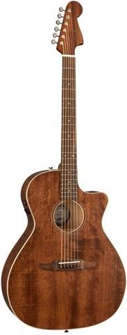Fender Newporter Special Mah Ac/El Guit