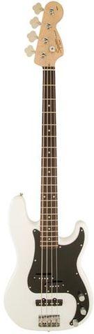 Fender SQ AFF P Bass PJ LRL OWT Bass Gtr