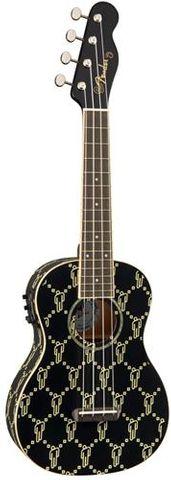 Fender Billie Eilish Black Ukulele
