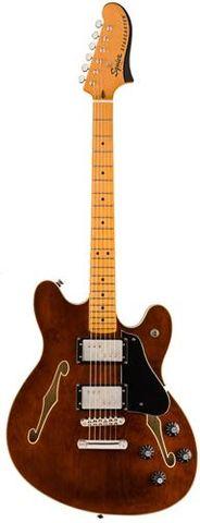 Fender Squier CV Starcaster MN WAL Elect