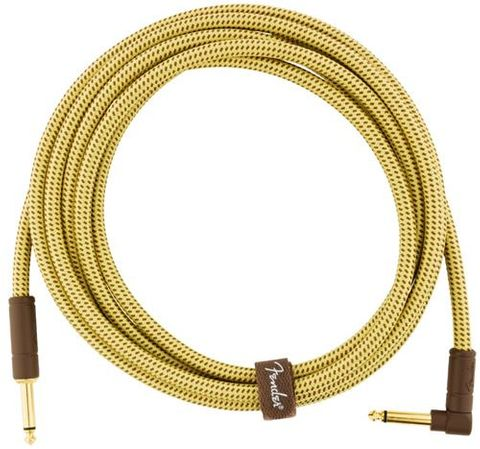 Fender 10' Angled Tweed Cable