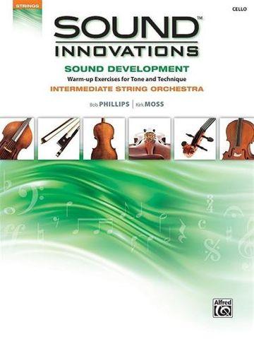 Cello INTERMEDIATE STRINGS Sound Innova