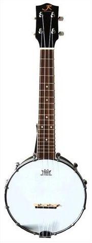 JR 104M 4 String Banjo Ukulele