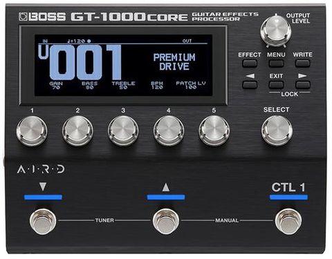 Boss GT1000CORE Guitar FX Processor