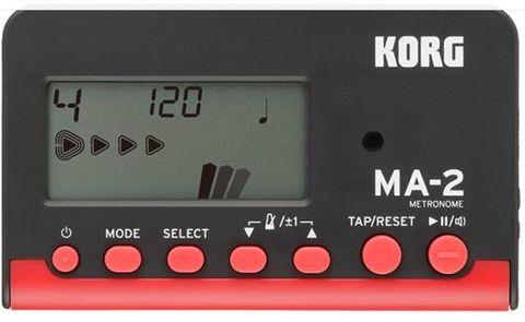 Korg MA2 Red Metronome