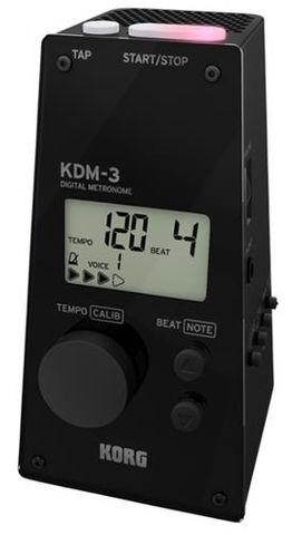 Korg DM3 BLACK Digital Metronome