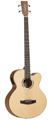 Tanglewood Discovery Exot Acoustic Bass