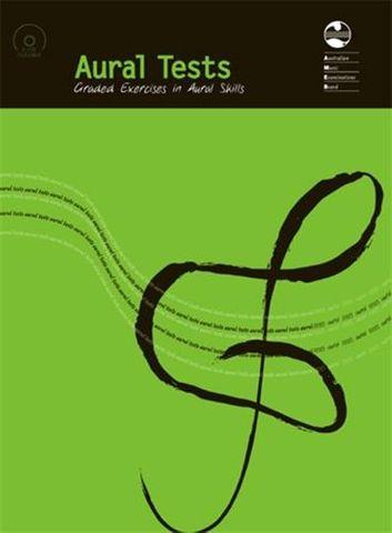 AMEB Aural Tests Book/6 CDs 2002