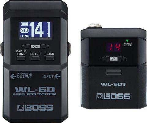 Boss WL60 Guitar Wireless System