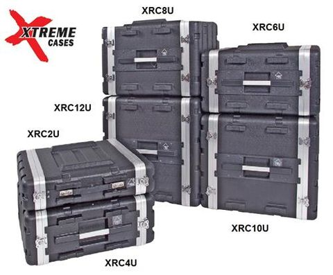 Xtreme 8 Space Rack Case